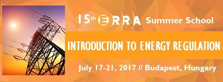 15th ERRA Summer School